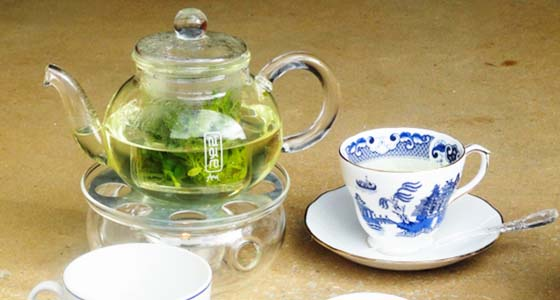 Tea at Babel