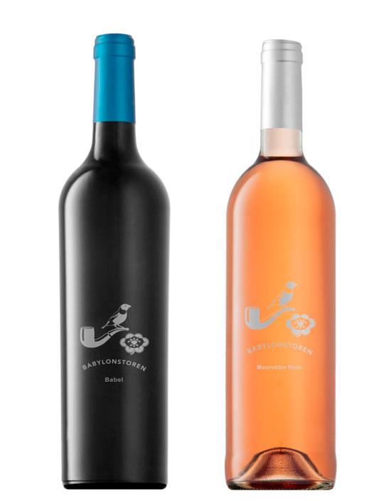 babylonstoren wines