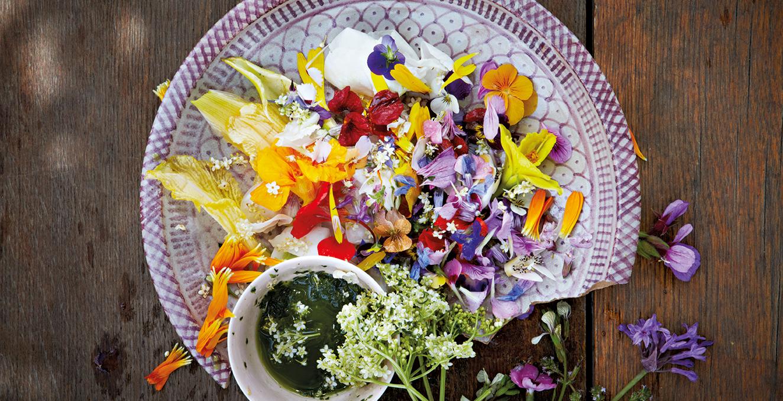 Feast on Flowers