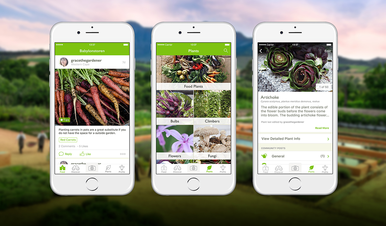 Become a blooming good gardener with our free app!