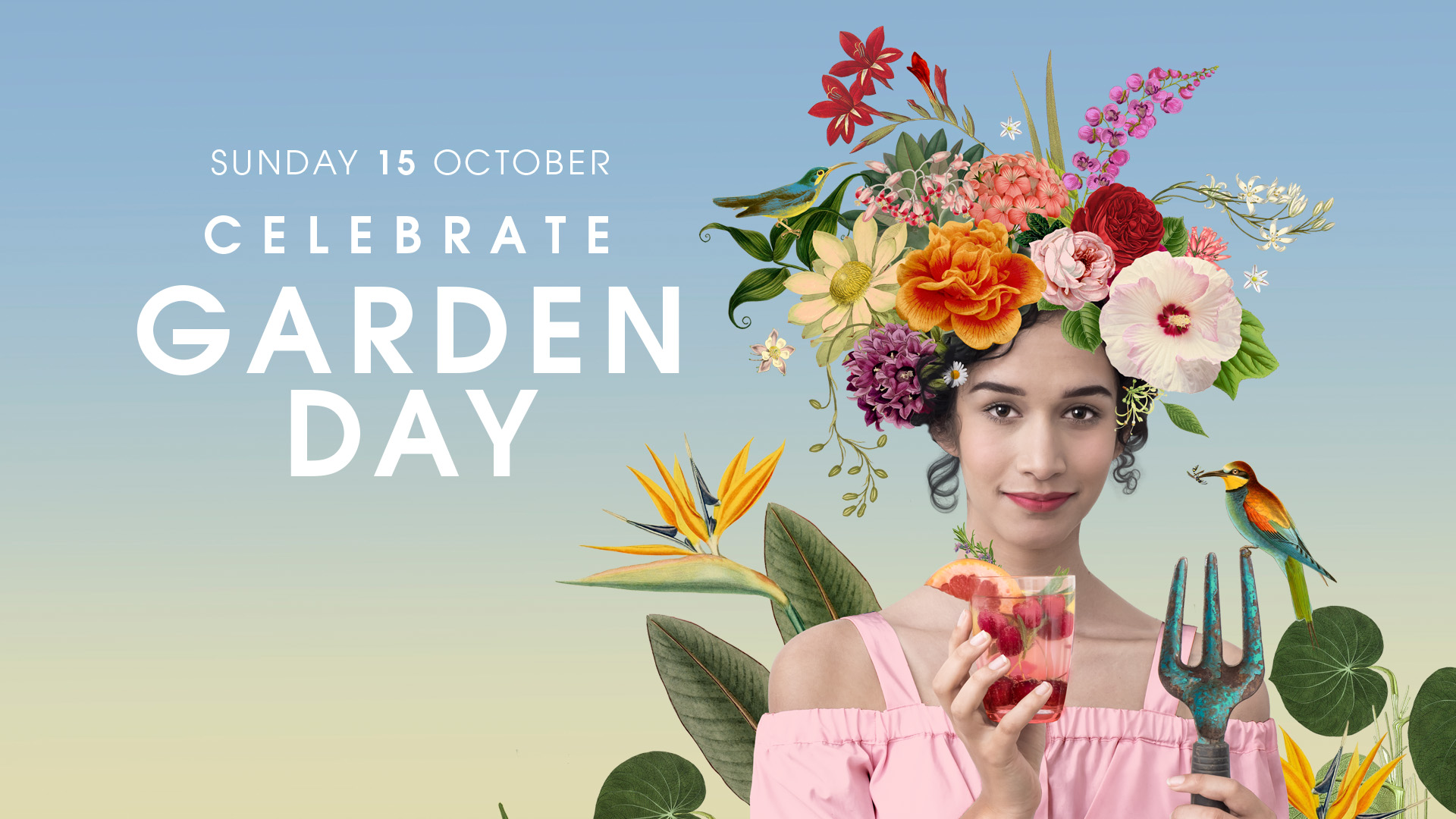 Get blooming ready for Garden Day 2017!