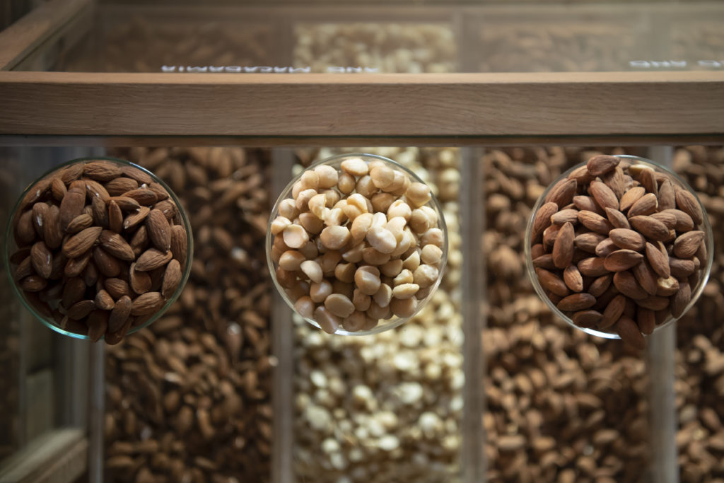 Nut room