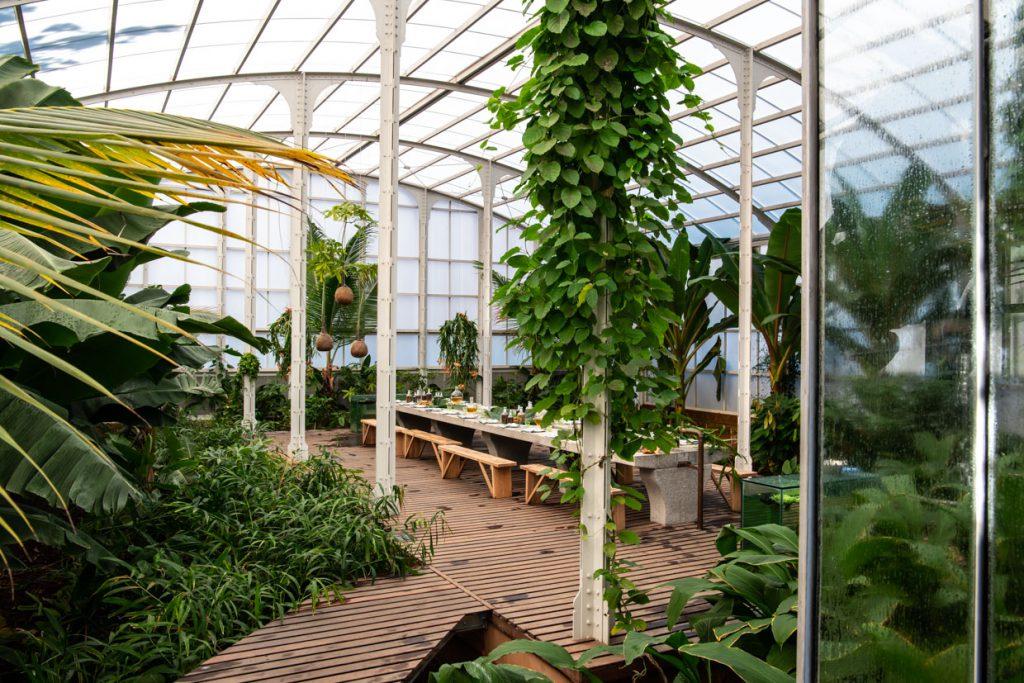 Babylonstoren Spice Garden