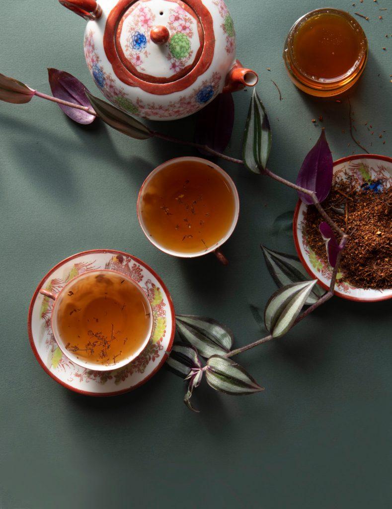 Rooibos tea from Babylonstoren